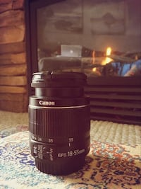 Canon EF-S 18-55mm F/3.5-5.6 Is Lens (Stabilizer)