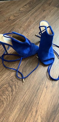 Steve Madden royal blue shoes Indianapolis, 46231