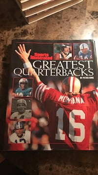 Greatest quarterbacks book