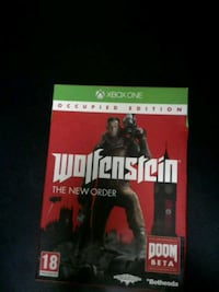 Wolfenstein The New Order Occupied Édition Xbox  Challes-les-Eaux, 73190