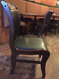 Authentic pub chairs