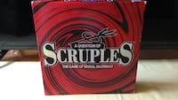 Scruples- card game for adults