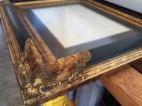Ornate Black and Gold Picture Frame Oklahoma City, 73118