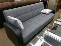 Brand new gray color sofa bed College Park