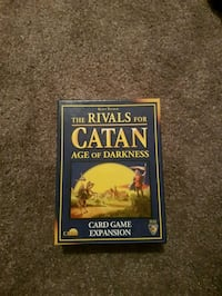 Rivals for Catan Expansion Pack Sylvan Lake, T4S 1L4