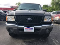 2002 Ford Ranger 4dr Supercab 4.0L XL Fleet 4WD GUARANTEED CREDIT APPROVAL Des Moines