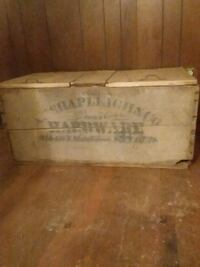 Old chest  Granby, 64844