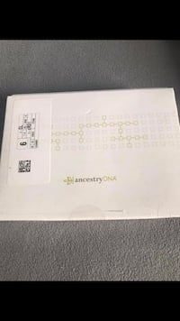 New & sealed ancestry DNA kit paid 70 with shipping Coloma, 49038
