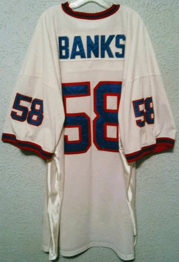best authentic cafaa 79cb0 Authentic New York Giants Throwback Jersey