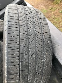 4 goodyear rs-a 245/55/18s for sale/trade just make offer Lewisburg, 42256