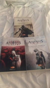 Assassin's Creed libri Besozzo, 21023