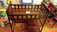 Baby changing table  TEMPLEHILLS