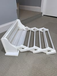 Wall Mounted Collapsible Drying Rack