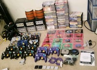 Massive Nintendo Gamecube Collection Alexandria, 22304