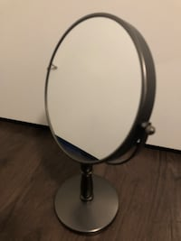 Double Sided Magnifying Vanity Mirror