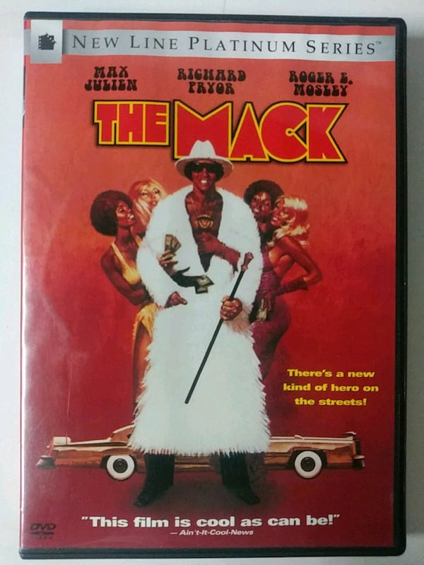 The Mack dvd 70acab2d-cdee-4891-ba24-2828b5d42f15