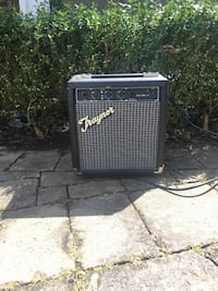Guitar amp. from fraynor.