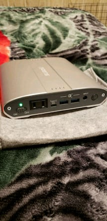 Suaoki power bank quick charge 3.0 and ac etc...