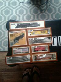 Chattanooga 1978 train set  Westminster, 92683