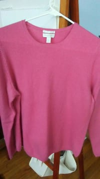 Melon pink cashmere sweater Daly City, 94015