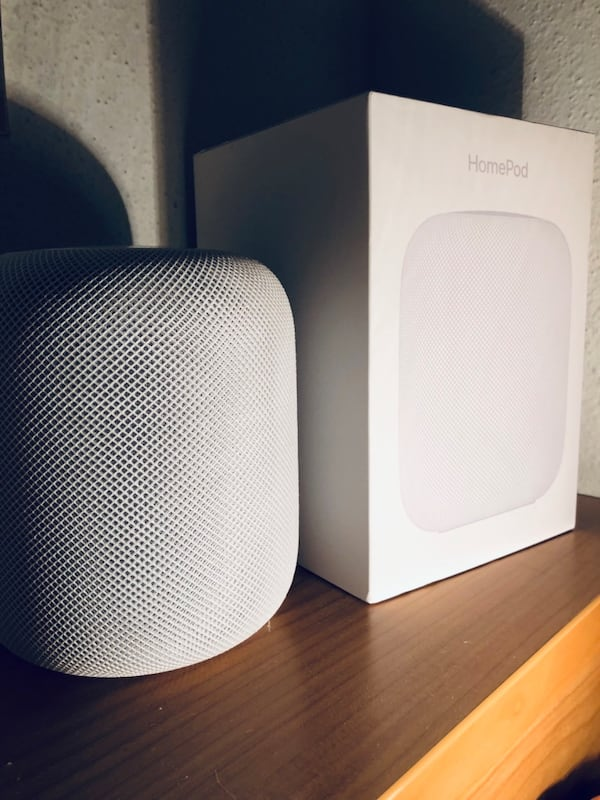 Apple home pod 7