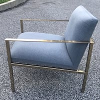 Milo Baughman style lounge chair Chester Heights, 19342