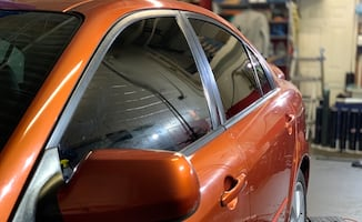AUTOMOTIVE WINDOW TINT