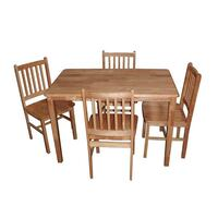 4. Chairs Dining set. Woodford Green, IG8 8LH