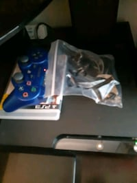 Ps3 system with games