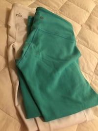 blue and green drawstring pants Sarasota, 34233