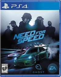 NEED FOR SPEED GHOST PS4 OYUN SATIŞ-TAKAS YAPILIR THE GAME AVCILAR Üniversite
