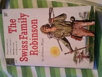 The Swiss Family Robinson book Great Falls, 59405