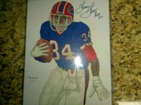 Thurman Thomas Woodbridge, 22191