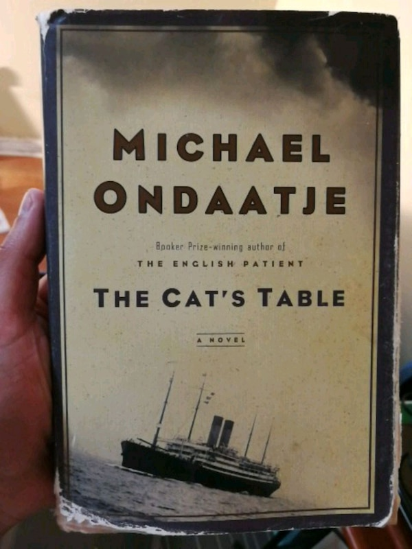 The Cat's Table book