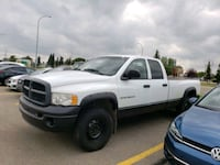 2005 Dodge Ram 2500HD 4x4 8foot box 5000cash 2nite Edmonton
