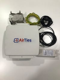 AIRTIES WOB-201 Kablosuz 54Mbps Outdoor LAN Access Point-Bridge 14dbi anten Kartal, 34876