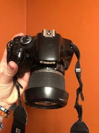 Mint condition Canon Rebel XSi 18-55 mm for sale! Vancouver, V5K 2A6