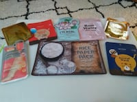 8 face and foot  Masks all 15.00 or 2.00 each!! 1012 mi