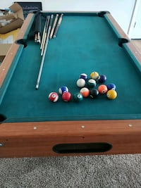 Pool Table Concord, 28027