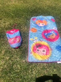 Lalaoopsy sleeping bag