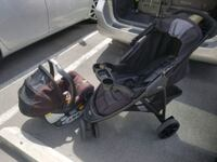 Stroller with car seat Chicco Miami, 33183