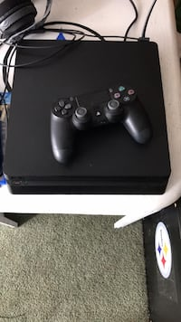 black Sony PS4 console with controller McKees Rocks, 15136