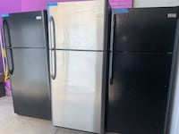 Top and bottom refrigerators working perfectly Baltimore, 21223