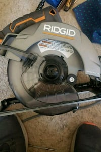 Rigid brushless 7 1/4 18v circular saw Leesburg, 20176