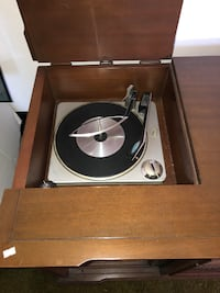RCA STEREO Receiver and Phonograph Plyer San Jose