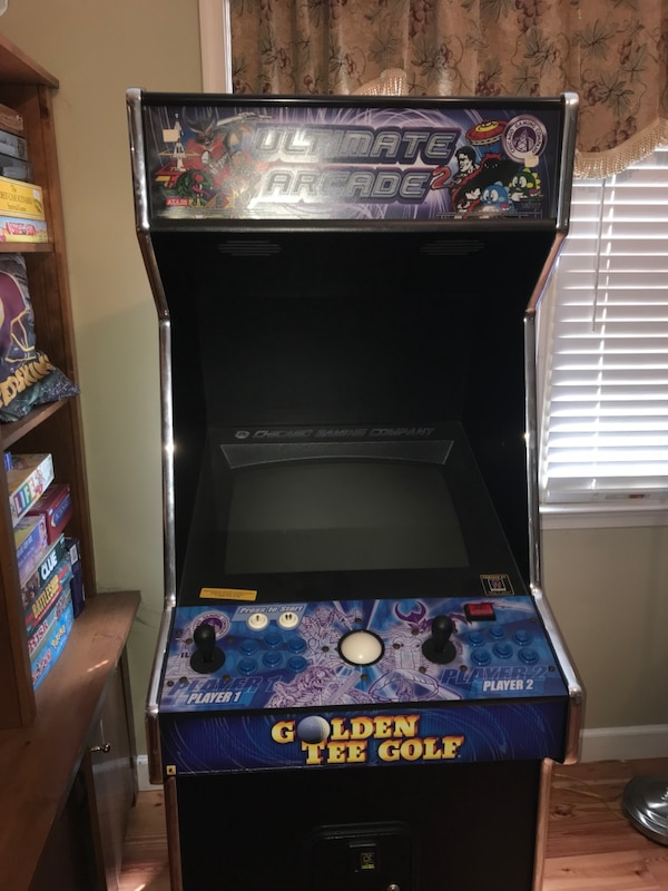 Arcade, excellent condition, Lots of fun, lots of  classic games, tons of fun for the whole family. Please serious offers only please!!