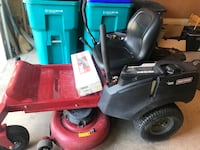 red and black zero turn mower Windsor, 80528