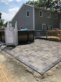 Pavers, Retaining walls and Fire pits