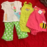 NEW - Bundle for 12 month infant girl Fairfax, 22033