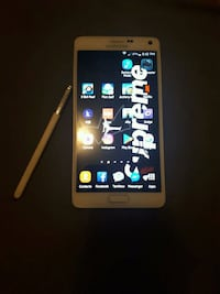 Samsung Galaxy Note 4 crack on screen  Welland, L3C 2V7